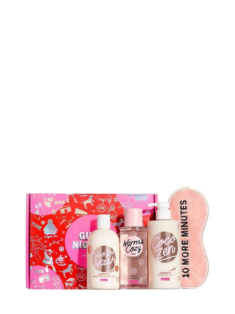 Victoria's Secret PINK Girls Night In Gift Set