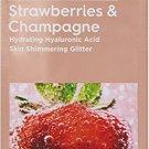 ULTA Strawberries and Champagne Hydrating Glitter Peel Off Skincare Mask Single Use