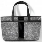 SPECIAL MARKDOWN! Black and White Graphic Print Tote