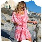 Cleobella Dreamy Sunset Beach Coverup