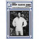 Early America Drop Sleeve Shirt Pattern