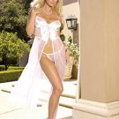 Elegant n seductive long gown