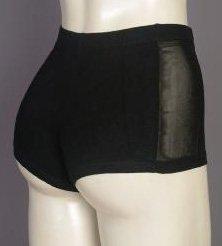 Comfy cotton lycra blend boy shorts