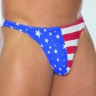 stars and stripes mens thong