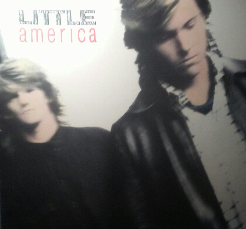 Little America~Self Titled 1987 LP