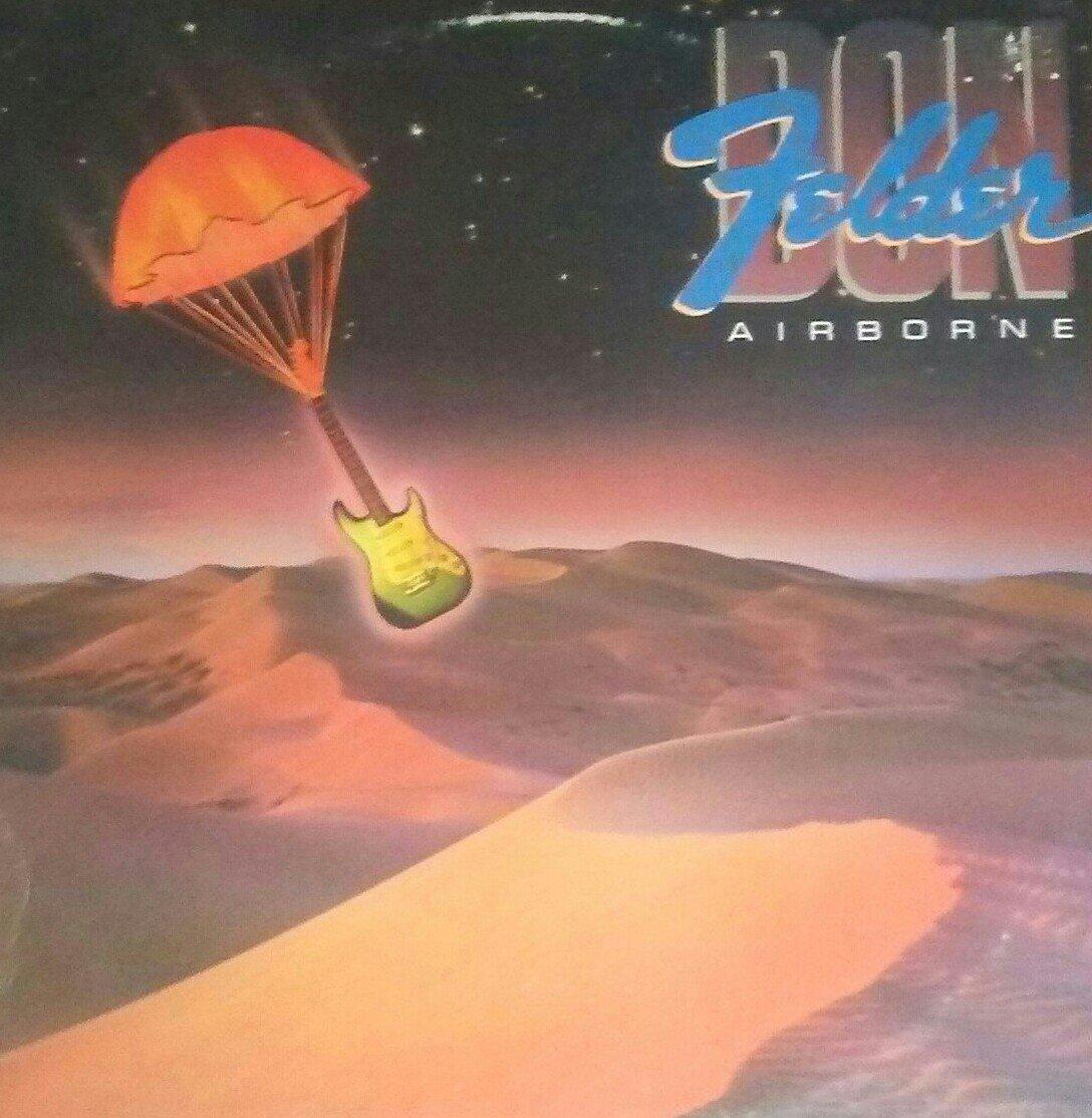 Don Felder ~Airborne ~vintage LP