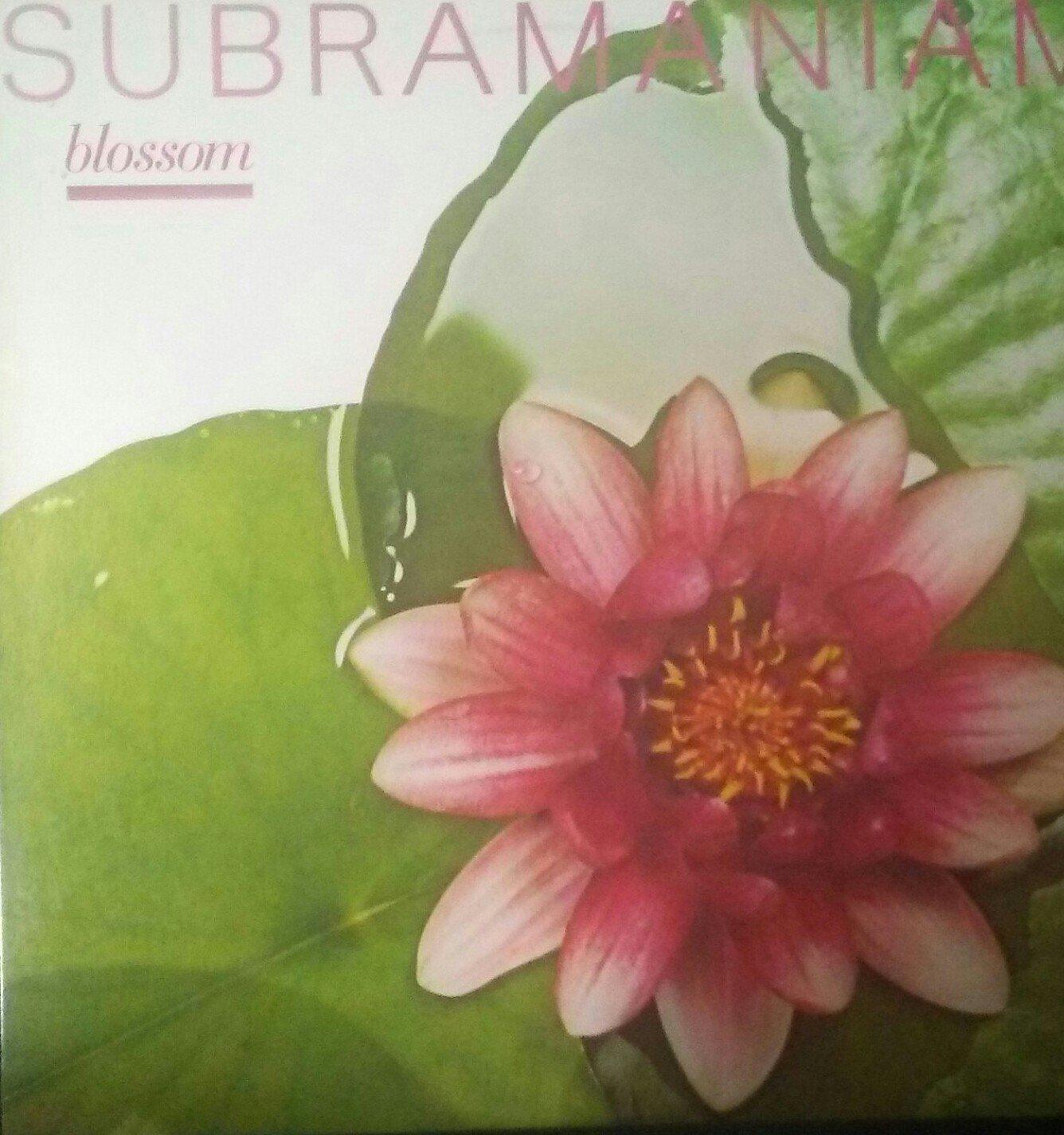 Subramaniam ~Blossom~ Promo LP