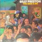 Billy Preston -The kids & M- LP