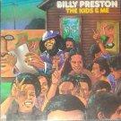 Billy Preston -The kids & M- LP