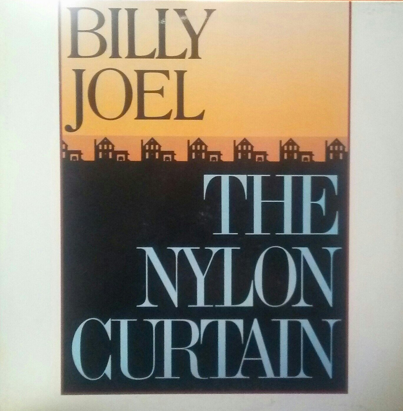 Billy Joel-The Nylon Curtain- (1982) LP