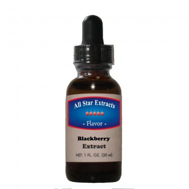 Blackberry Flavor with dropper