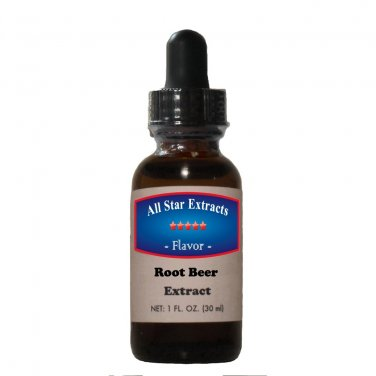 Root Beer Flavor with dropper