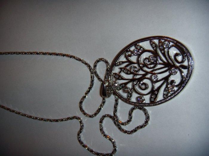 Fashion Jewelry Flower Necklace