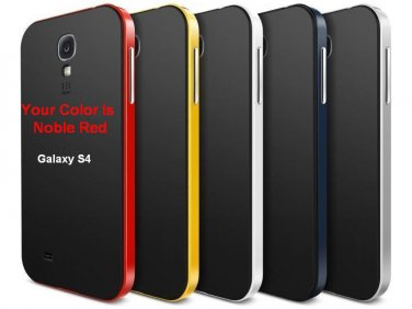 Samsung Galaxy S4 Siv i9500 (Noble Red) Neo Hybrid High Quality Case
