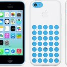iPhone 5C Official Style Colorful Case-White