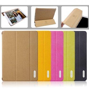Tanger Tiger Baseus Folio Supporting Case For iPad mini (1/2/3 Retina)-Green Color