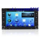 Android 2.3 OS Smart 2-DIN Car DVD Player ATSC-MH TV GPS WiFi Bluetooth 6.2 Inch 3G Internet Access