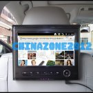 Car Headrest Android System 9 inch Android 2.3 OS headrest car pc with 3G,GPS,Wifi