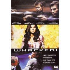 WHACKED: Carmen Electra, Judge Reinhold (New DVD)