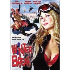 WINTER BREAK: Maggie Lawson, Rachel Wilson (New DVD)