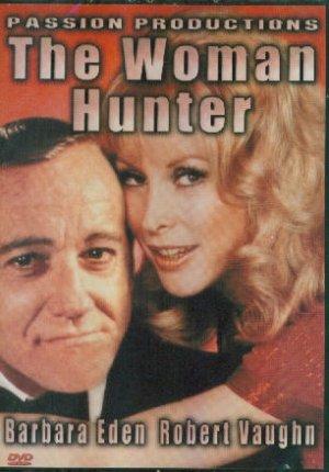 THE WOMAN HUNTER: Barbara Eden, Robert Wagner (New DVD)