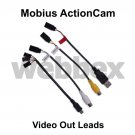 VIDEO LEADS FOR MOBIUS ACTIONCAM
