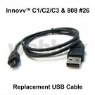 REPLACEMENT USB CABLE FOR THE 808 #26 & INNOVV C1/C2/C3 CAMERAS