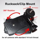 MOBIUS ACTIONCAM/INNOVV C1 & C2 RUCKSACK MOUNT