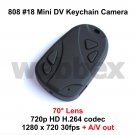 MINI DVR 808 #18 70° LENS MICRO HD CAMERA