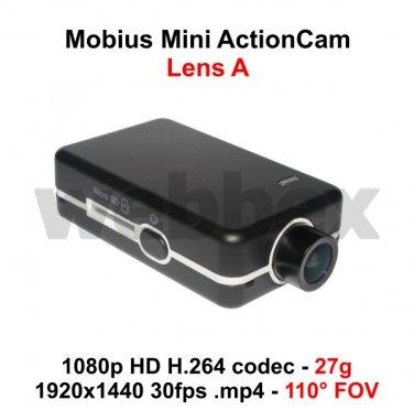 MOBIUS MINI LENS A 1080P 110° ACTION CAMERA