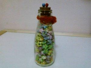 Bottled Stars / Saga seeds