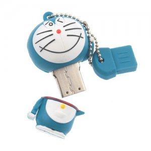 Cute 2GB/4GB/8GB/16GB Doraemon Design Flash Memory Disk