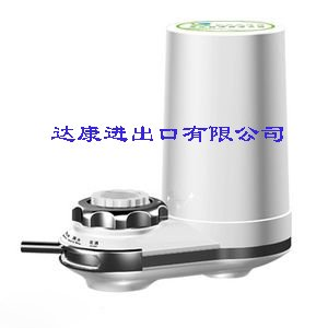 Faucet Water Purifier w/o WINDOW---filter cartridge: Sintered  activated carbon    WKLT-B8