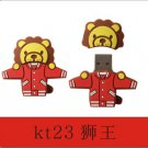 Cute Lion King  design USB flash drive, USB flash disk