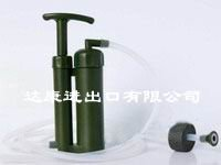 Soldier's Water Filter for outdoor Travelling Climbing, Camping,Fishing, direct drink water..