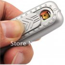 Free shipping!!  Electronic Cigarette Lighter Cash Check, Rechargeable Battery, Flameless