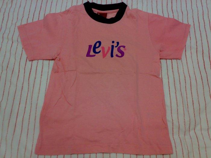 LEVI'S PINK TEE