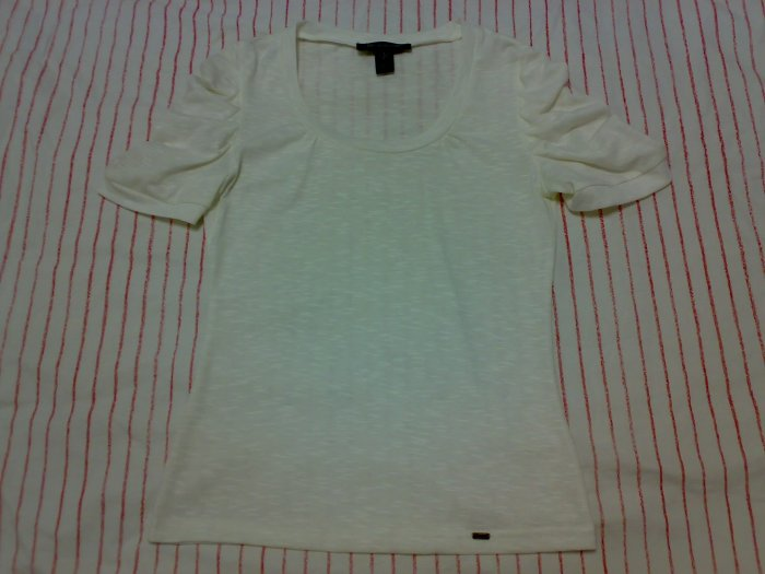 LITTLE MATCH GIRL WHITE TOP
