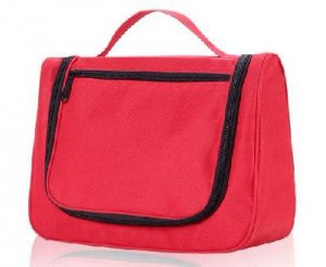 The large capacity travel cosmetic bag wash bag