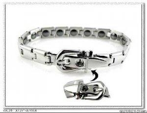 Fashion Jewelry Magnetic Bracelet stainless steel bracelets