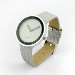 Stylish Silicone Jelly Quartz Calendar Unisex Wrist Watch Wristwatch