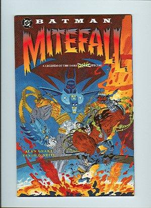 Batman: Mitefall #1, VF Condition
