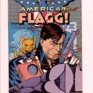 American Flagg #21, VF Condition