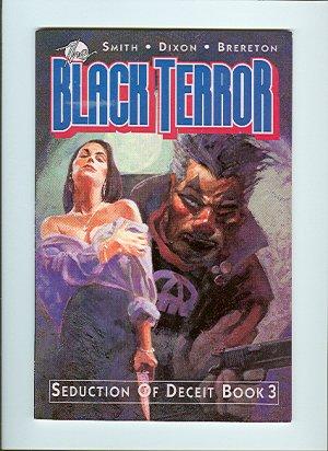 Black Terror #3, VF Condition