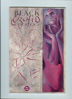 Black Orchid #1, VF Condition