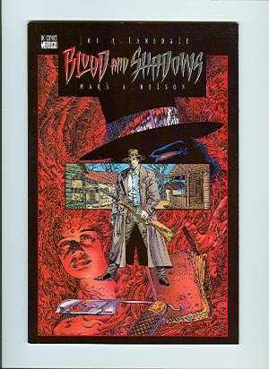 Blood and Shadows #1, VF Condition