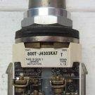 Allen Bradley 800T-J4303KA7 Key Operated Selector Switch Position Maintained 800TJ4303KA7
