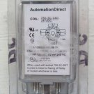 Automation Direct 750-3C-24D 24 VDC Coil Relay 7503C24D NIB 11 Pin