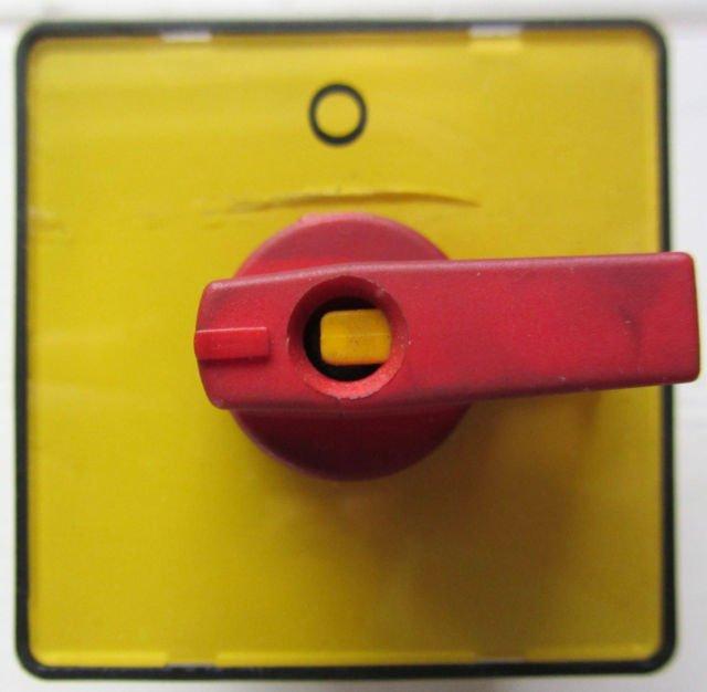 Allen Bradley 194E-A40-1753 Load Switch 40 Amp On Off 90 Degree 194EA401753