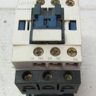 Telemecanique LC1D12G7 LC1-D12G7 12 Amp 690 Volt Contactor 1 N.O. 1 N.C. 7.5 HP 120 VAC